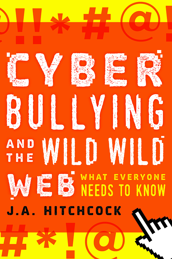 Cyberbullying Book Cover